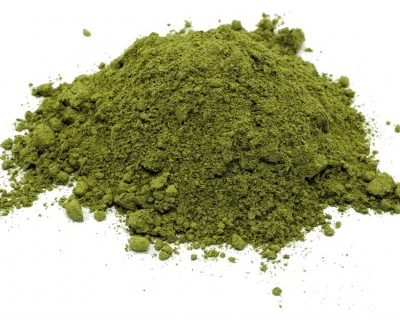 Green vein kratom example