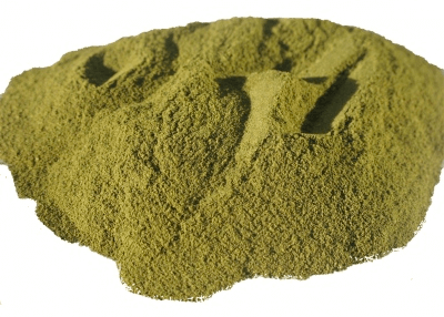 Red Horned Kratom Powder (Smiley Horned Hippo)