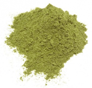 Pile of Kratom powder