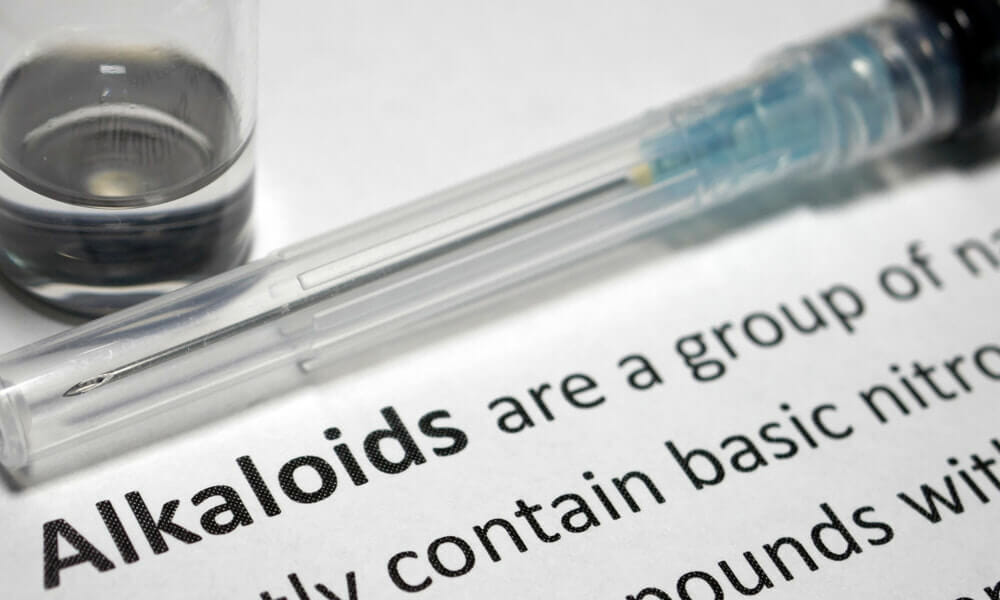 Alkaloids Definition
