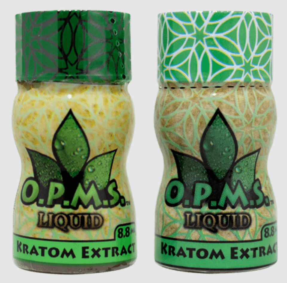 OPMS Kratom Shots