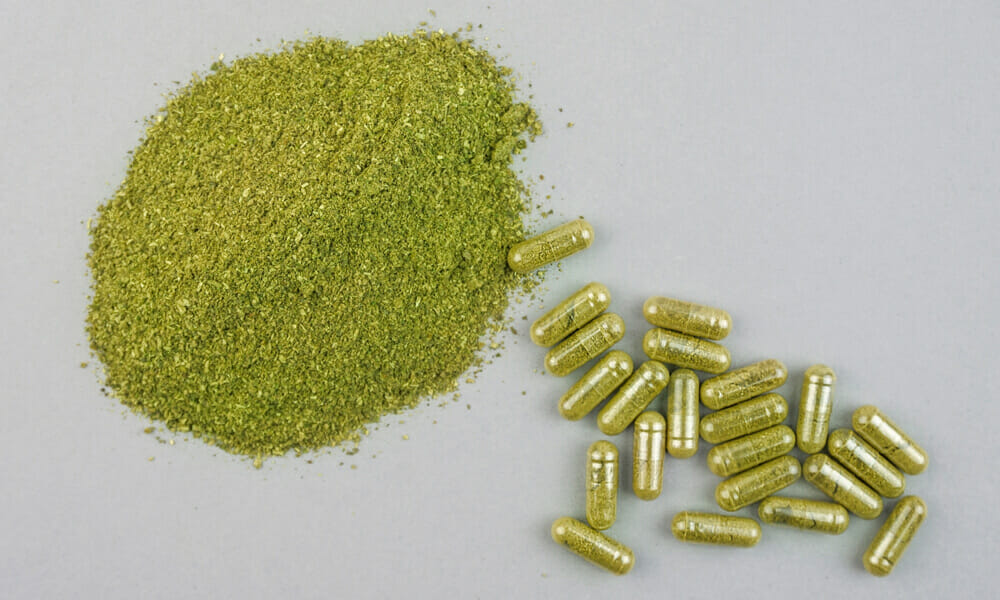 Extract Product Capsules