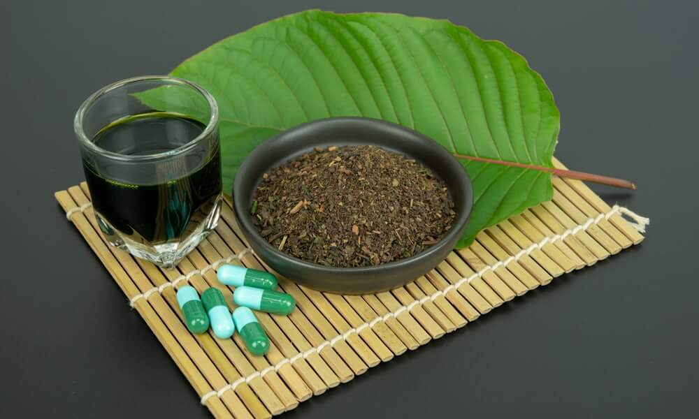 Kratom and Kava products