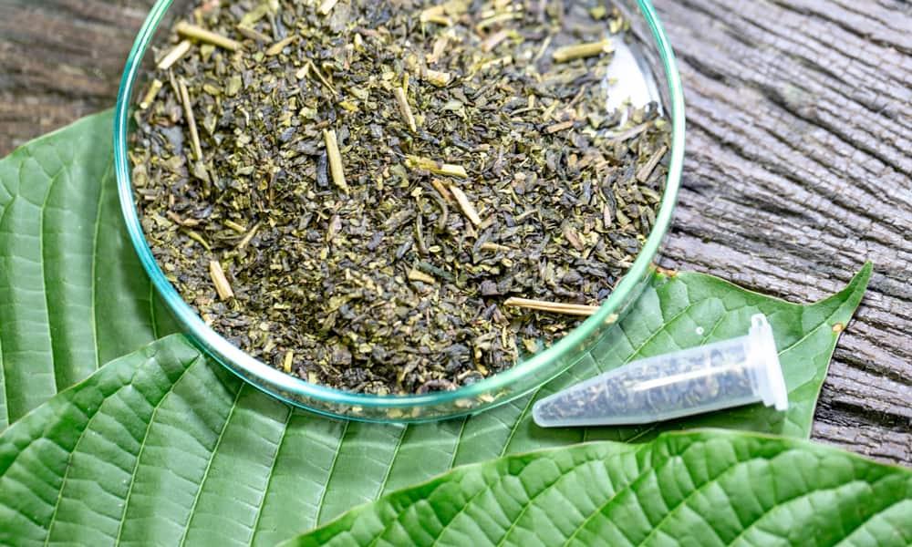 Crushed Kratom Leaf